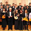 Madison Couple Establishes Fund for Russian Folk Instrument Orchestra