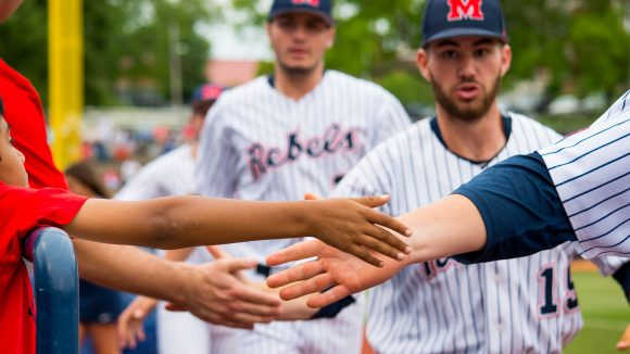 Team Effort Funds Improvements for Ole Miss Baseball
