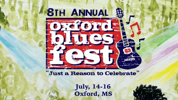 UM Library, Grove Among Sites for Oxford Blues Fest