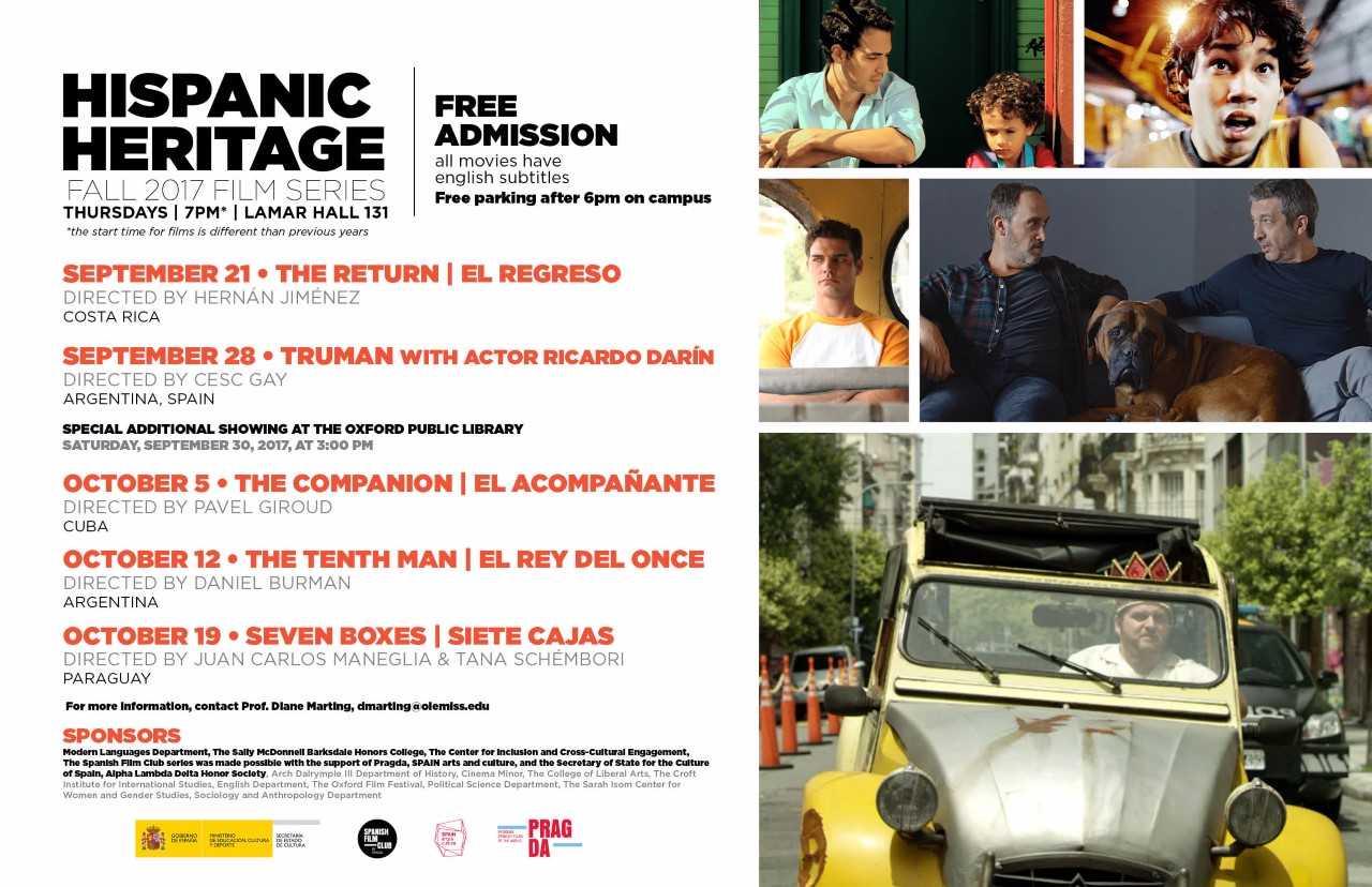 Hispanic Film Series