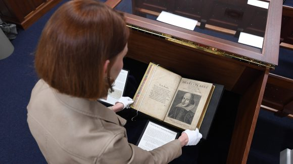 Special Collections Fall Lecture Series Begins this Month