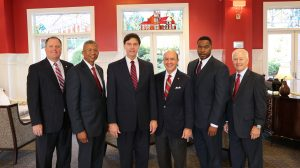 Ole Miss Alumni Association Welcomes 2017-18 Officers