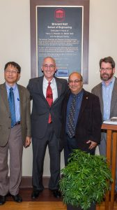 Engineering Advisory Board Honors Brevard Family