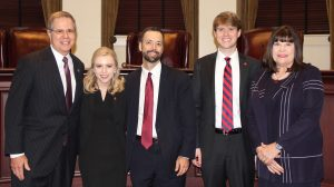 UM Law Students Win Bicentennial Moot Court Competition