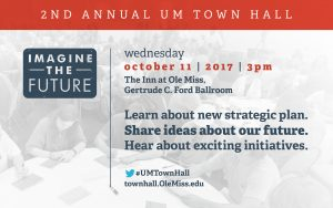 Students, Faculty, Staff Encouraged to Attend UM Town Hall