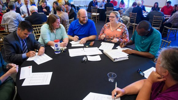 UM Town Hall Features Strategic Plan Unveiling