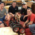 UM Students Place in International Robotics Contest