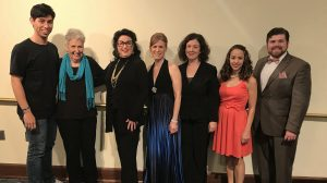 Music Students, Faculty Stand Out at Regional Competition
