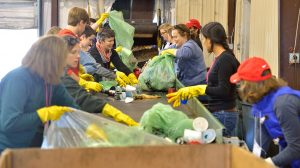 UM Waste-Reduction Work Leads to 'Recycler of the Year' Award