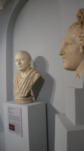 Conservator Visiting UM Museum to Examine Marble Sculpture Collection