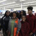 Criminal Justice Students Provide Gifts to Children in Need