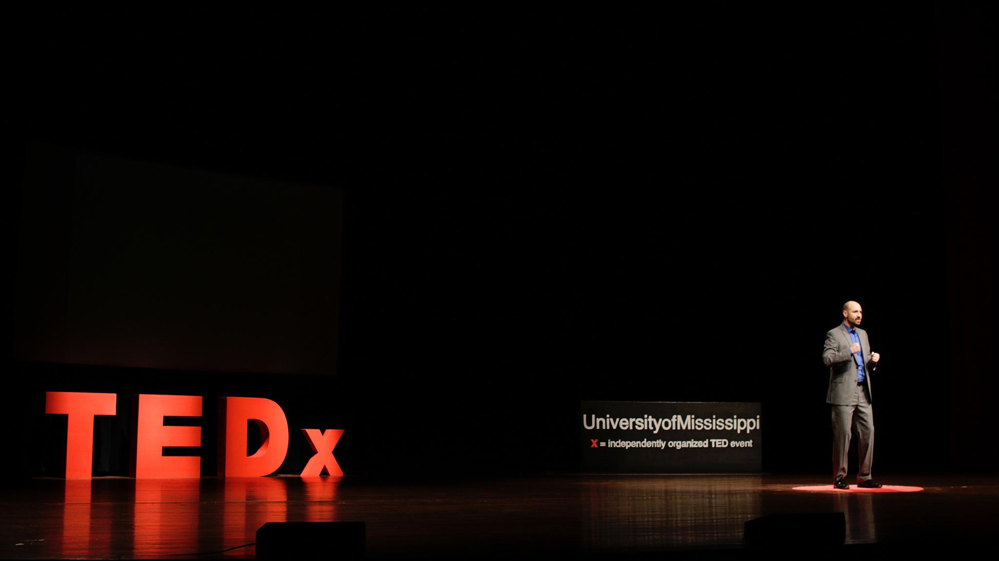 TEDx Ole Miss