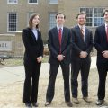 5 Students Selected for Outstanding Senior Leadership Awards