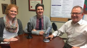 Pharmacy Faculty Create Podcast to Inspire Pharmacists
