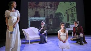 Ford Center Hosts 'Sense and Sensibility' Tuesday Night