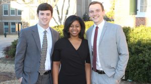 UM Wraps Up Annual Speaker's Edge Competition
