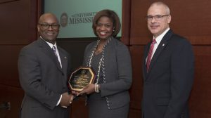 UM Professors Receive IHL Excellence in Diversity Awards