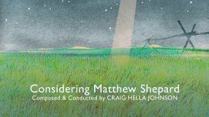 Ford Center Presents 'Considering Matthew Shepard'
