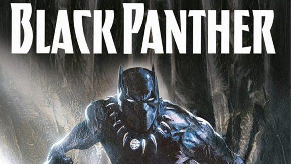 Alumnus Jesse Holland Jr. Pens 'Black Panther' Superhero Novel
