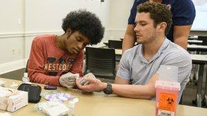Health Training Workshop Prepares Future Clinical Assistants - Ole Miss News