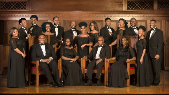 Fisk University Singers Coming to UM for Black History Month Concert
