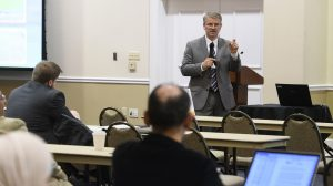 Infrastructure Experts Talk Resilience during UM Workshop