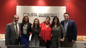 Magazine Association Establishes Endowment to Assist UM Students