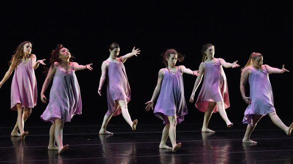 Mississippi: The Dance Company Presents 'Crossing Borders'