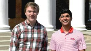 Two Mechanical Engineering Students Named Inaugural Hino Motors Scholars