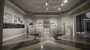 UM Museum Opens First Gallery in Renovated Mary Buie Wing