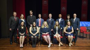 Ten Seniors Named UM Hall of Fame Inductees