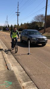 Pop-Up Project Aims to Increase Safety on Gertrude Ford Boulevard
