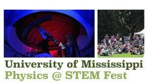 University Sets STEM Fest for Weekend