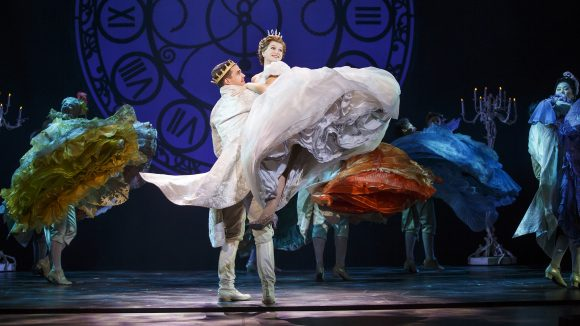 'Rodgers and Hammerstein's Cinderella' Comes to Ford Center Tuesday