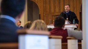 University Creates Distinguished Professor Honor