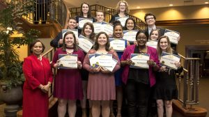 Students Win Journalism Awards at Various Conferences