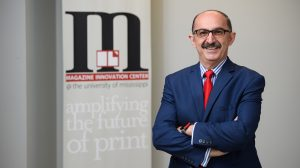 Alumna Begins Endowment to Rename Magazine Innovation Center