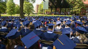 Walter Isaacson Urges UM Grads to Embrace Creativity, Collaboration