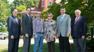 Eight UM Professors Honored for Creative Research Projects