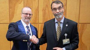 Pharmacy Professor Selected for Nelson Order