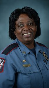 Q&A: UPD Capt. Thelma Curry Reflects on 40-Year Career