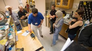 Physical Acoustics Summer School Hosted by UM
