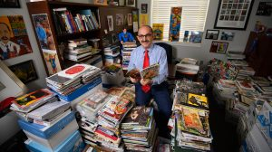 UM's 'Mr. Magazine' Recognized for Industry Contributions