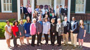 Scholarship Recipients Display Attitudes of Gratitude