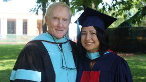 Jessica Muñoz Receives Andrew P. Mullins Scholarship