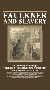 UM Conference Explores 'Faulkner and Slavery'