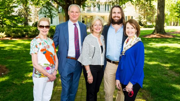Rusovich Family Bolsters UM Arabic Program