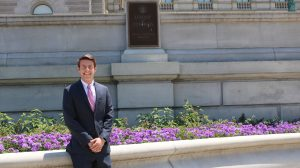 UM Student Earns Summer Internship at Library of Congress