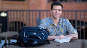UM Graduate Earns Top Recognition for Editorial Cartoons