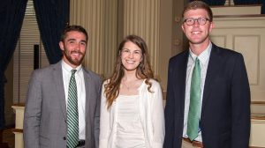 Three Graduates Receive Rural Physician Scholarships